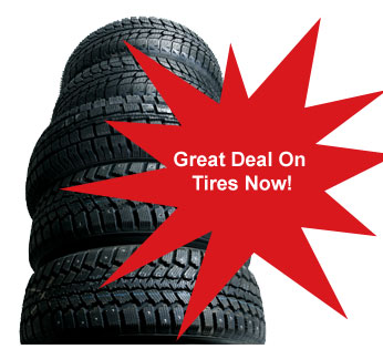 Best Tire Deals