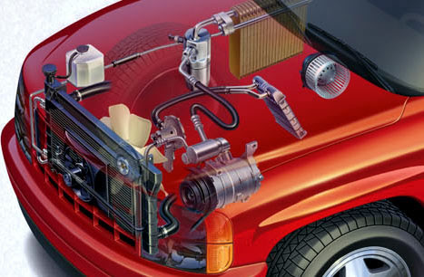 When Auto Air Conditioning Systems Break Down Refrigerant Leaks Not Only Is Harmful To The Environment It S Also Your Car