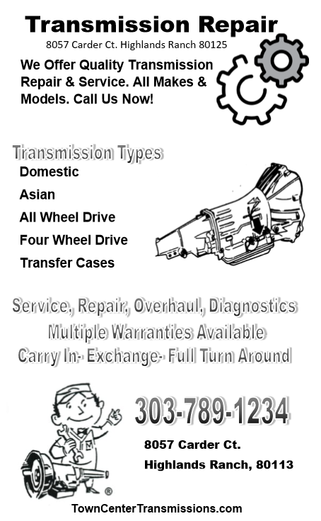 Transmission Brochure